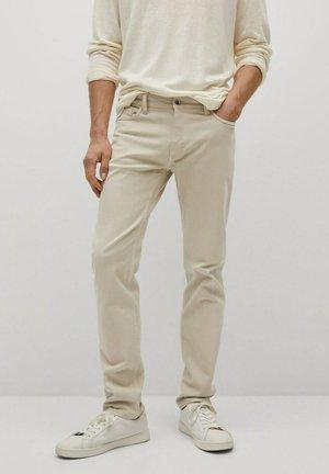 IBIZA - Jeans slim fit - beige