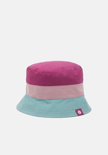 UNISEX - Hat - cassis/mint