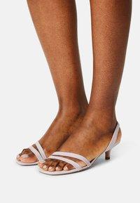 Copenhagen Shoes - COCKTAIL - Sandals - purple - 0
