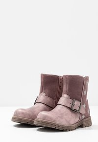 Friboo - Winter boots - berry - 3