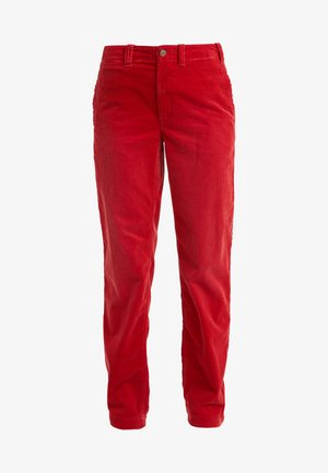 Trousers - new red