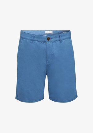 Short - bright blue
