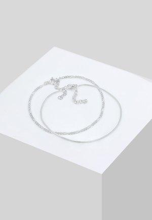 SET  - Bracelet - silver-coloured