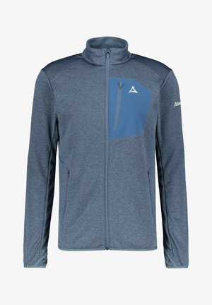 Fleece jacket - light blue