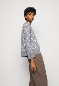 By Malene Birger - REESIAH - Jumper - med grey melange - 3