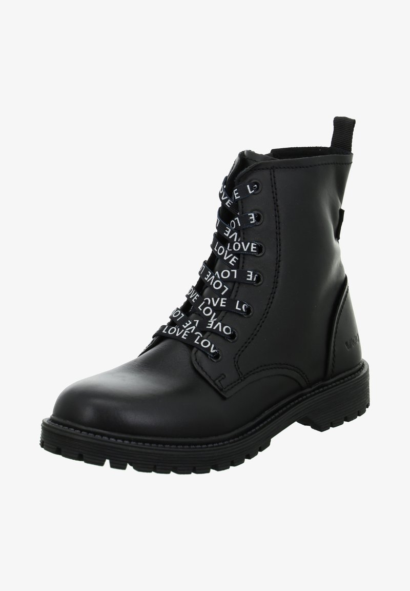 Vado - Lace-up ankle boots - schwarz