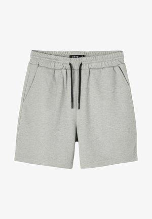 Shorts - light grey melange