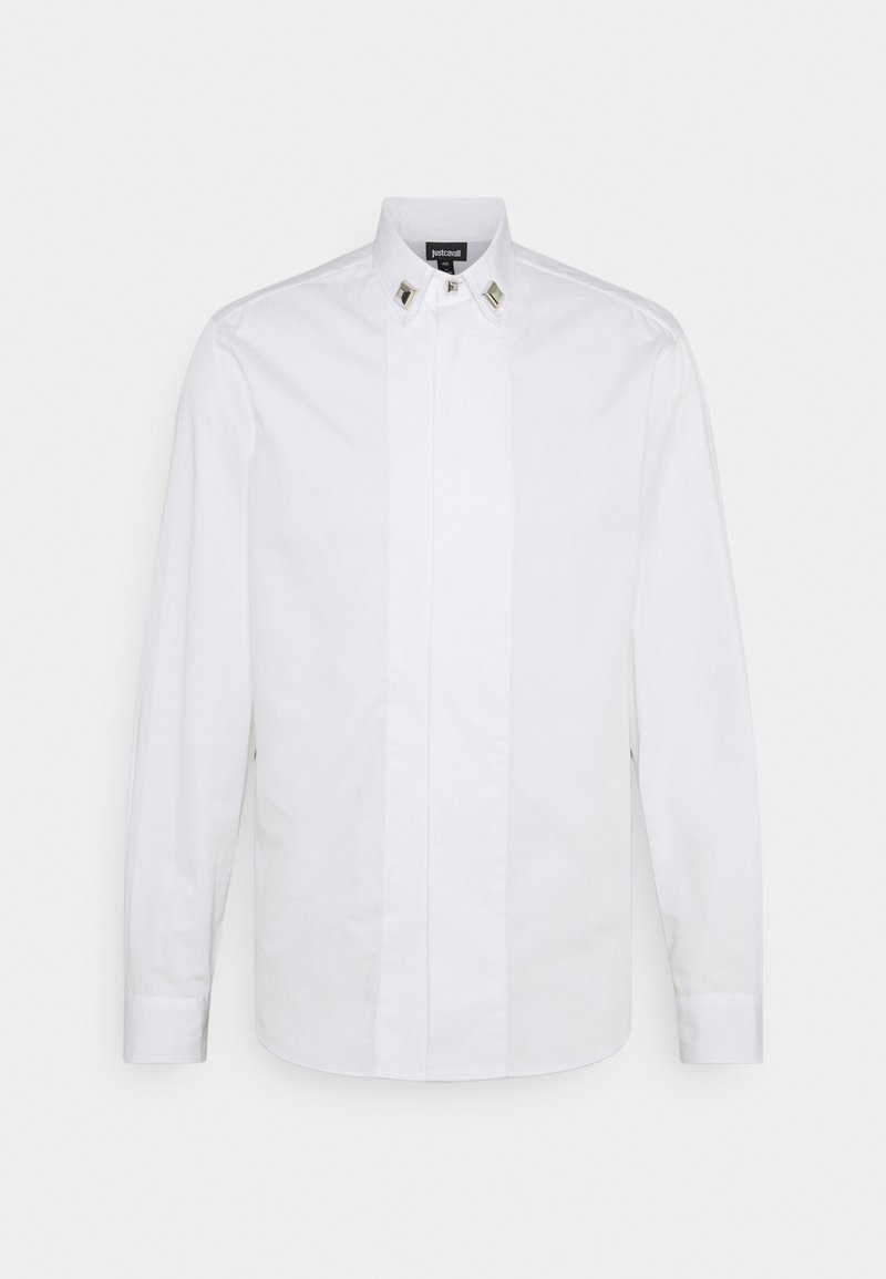 Just Cavalli - CAMICIA - Košile - optical white