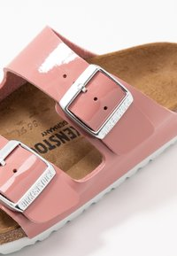 Birkenstock - ARIZONA - Slippers - old rose - 2