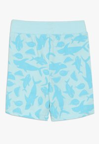 GAP - TODDLER BOY LOGO - Kraťasy - dockside blue
