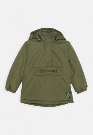 HMLCOZY - Chaqueta de invierno - olive night