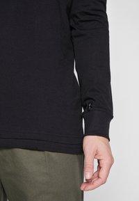 Common Kollectiv - UNISEX FLASH LONG SLEEVE - Bluzka z długim rękawem - black - 4