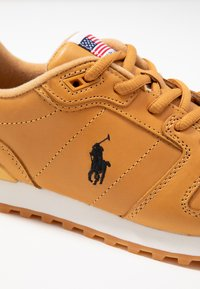 Polo Ralph Lauren - CLASSIC RUN - Sneaker low - honey - 2