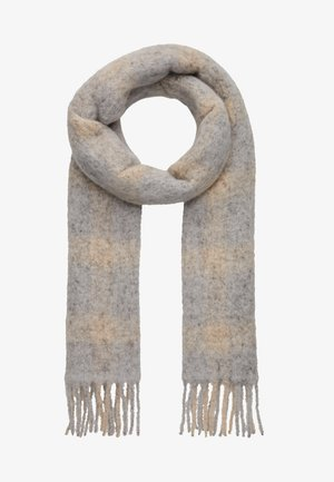 CHECK ISOBELLI SCARF - Szal - quarry
