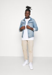 Jack & Jones - JJIJEAN JACKET - Spijkerjas - blue denim - 1