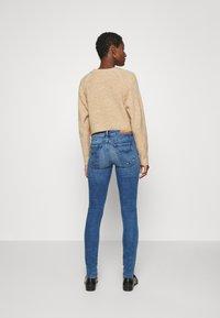 Replay - NEW LUZ - Jeans Skinny Fit - medium blue - 2