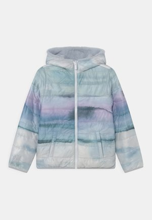 COZY PUFFER - Giacca invernale - blue ombre