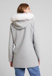 Even&Odd - Classic coat - light grey - 2