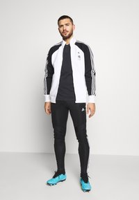 adidas Performance - DEUTSCHLAND DFB ICONS TOP - National team wear - white/black - 1