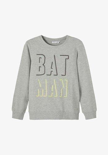 BATMAN - Sweatshirt - grey melange