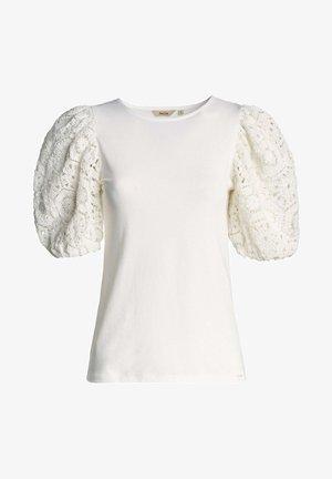 SAMARA  - Print T-shirt - beig