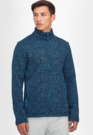 CHAMUERA - Fleece jacket - sapphire