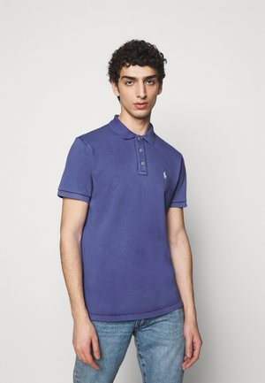 SPA TERRY - Polo - bright navy
