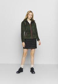 Icepeak - COLONY - Fleece jacket - dark olive - 1
