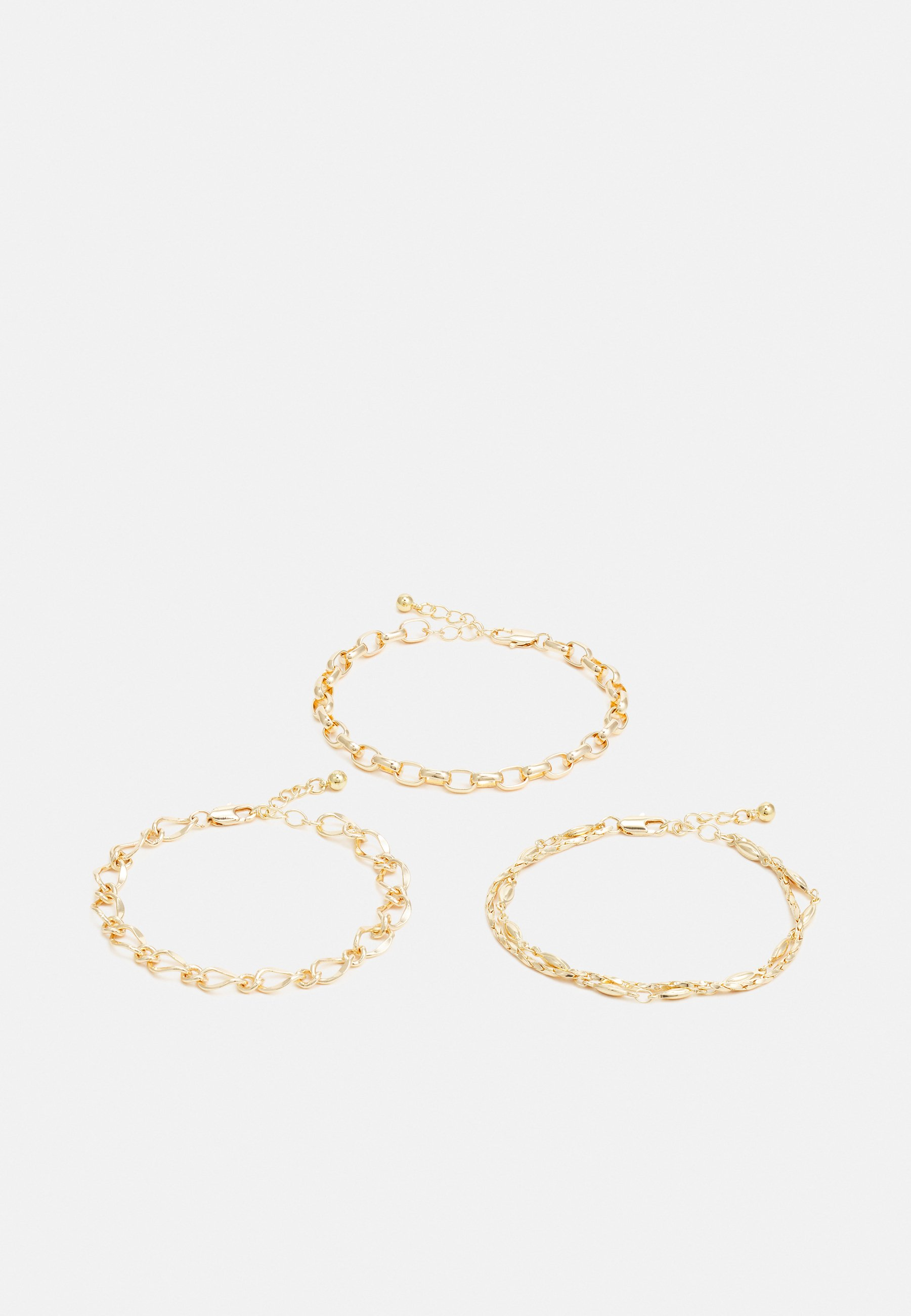 Femme PCJYNNI BRACELET 3 PACK - Bracelet