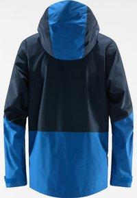 Haglöfs - LUMI JACKET - Ski jacket - tarn blue/storm blue - 6