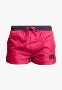 Diesel - SANDY  - Shorts da mare - pink - 2