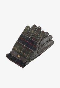Barbour - NEWBROUGH TARTAN GLOVE - Gloves - classic - 0