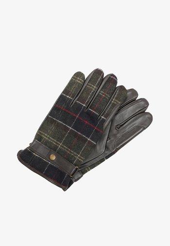 NEWBROUGH TARTAN GLOVE - Gloves - classic