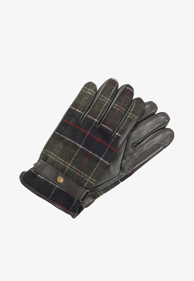 NEWBROUGH TARTAN GLOVE - Fingerhandschuh - classic