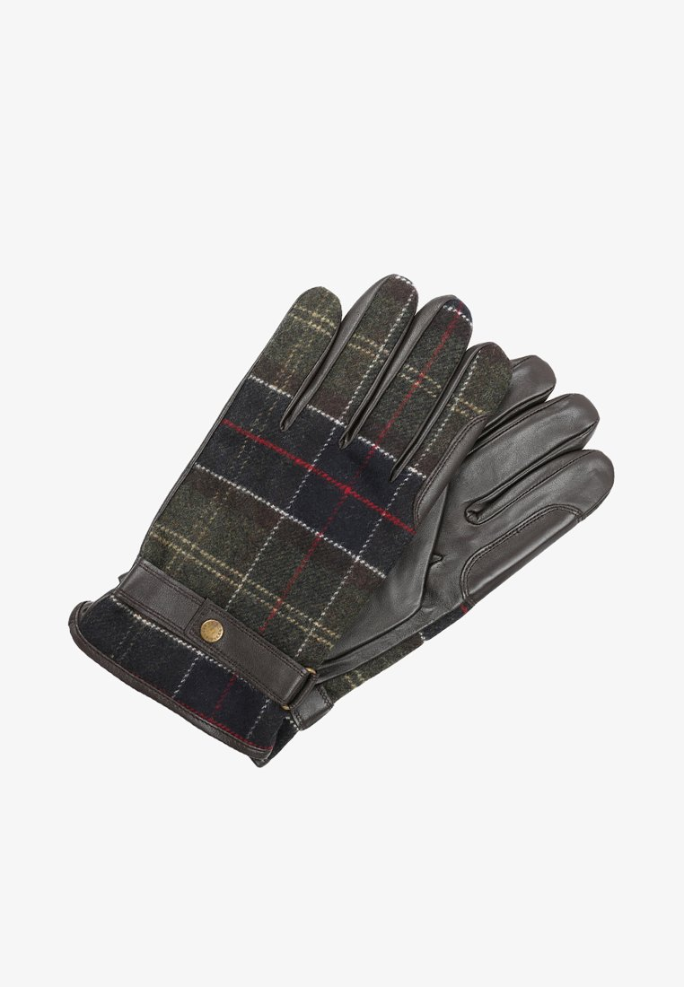 Barbour - NEWBROUGH TARTAN GLOVE - Gloves - classic