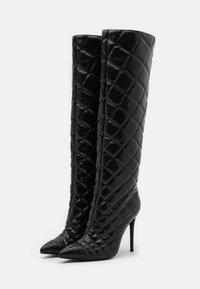 Jeffrey Campbell - ARSEN - High heeled boots - black - 2
