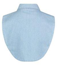 Betty & Co - MET KRAAG - Button-down blouse - blauwe - 1
