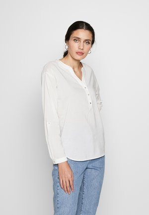 SOLID - Blouse - off white