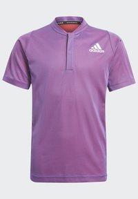 adidas Performance - B RG POLO - Polo shirt - sentfl scarle - 5