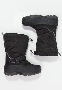 Kamik - SNOWCOAST - Winter boots - black - 1