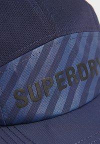 Superdry - Cap - zinc blue - 1