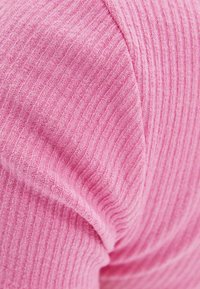 Bershka - Pletené šaty - pink - 5