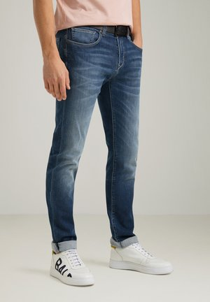 Jeans Tapered Fit - blue fashion