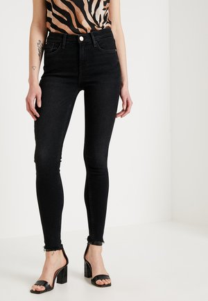 AMELIE NIGHTSHADE - Jeans Skinny Fit - washed black