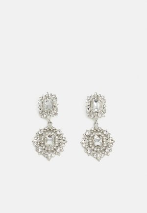 PCVIVIAN EARRINGS - Boucles d'oreilles - silver-coloured