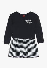 s.Oliver - Jersey dress - dark blue - 0