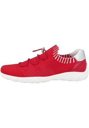 Sneakers laag - flame-rosso-silver (r3513-33)