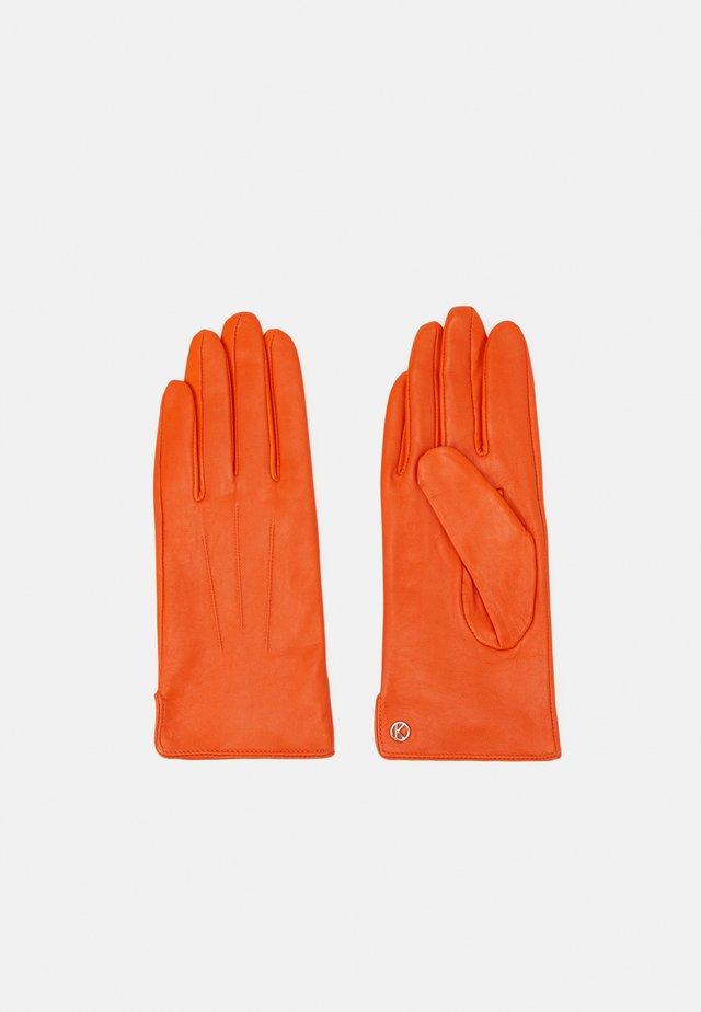CARLA - Hansker - vermillion orange