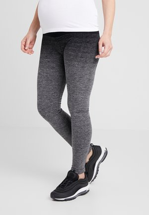 ACTIVE SUPPORT - Leggingsit - grey