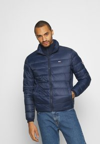 Tommy Jeans - PACKABLE LIGHT JACKET - Daunenjacke - twilight navy - 0